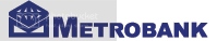 Metrobank Logo