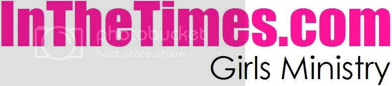 InTheTimes.com inthetimes in the times Girls Ministry Tween Pre-Teen Teen Teenage Young Adult Youth girl Christian Bible Biblically based free ideas plans resources Bible study studies small group books Ruth Tynes