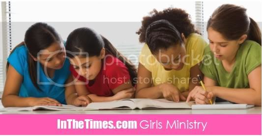 Q question When should our the Girls Ministry meet Getting Started Blog Channel InTheTimes.com inthetimes in the times Girls Ministry Tween Pre-Teen Teen Teenage Young Adult Youth girl Christian Bible Biblically based free ideas plans resources Bible study studies small group books Ruth Tynes