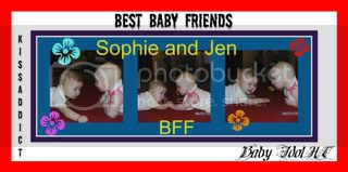 best friends banner