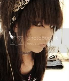 Emo Hairstyle Image